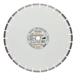 Teemantketas 350mm (B10) betoon