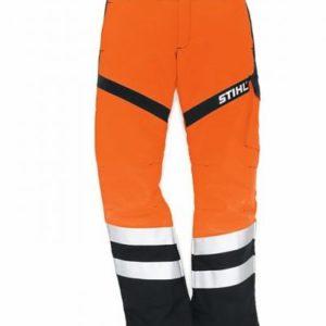 Püksid FS Protect oranz võsa lõikamiseks