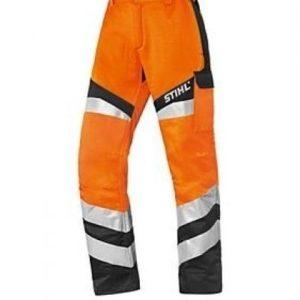 Püksid FS Protect oranz võsa lõikamiseks 50