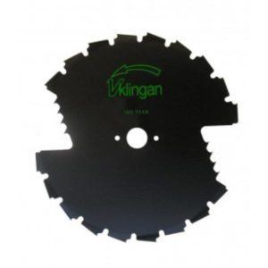 Võsalõikaja tera V-Klinga 200mm 25,4mm