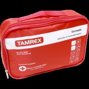 TAMREX Taskuesmaabipakend *A*