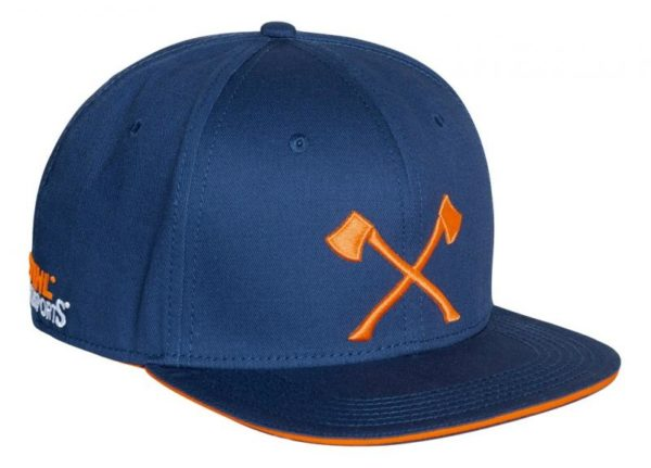 """Müts STIHL Timbersports """"AXE BLUE"""""""
