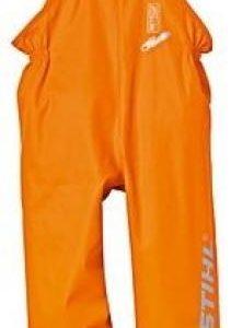 Vihmapüksid kids young oranz