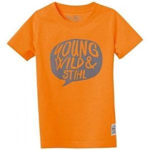 T-Särk kids young wild oranz