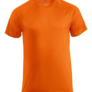 Clique ACTIVE-T T-särk meeste, HI VIS oranž