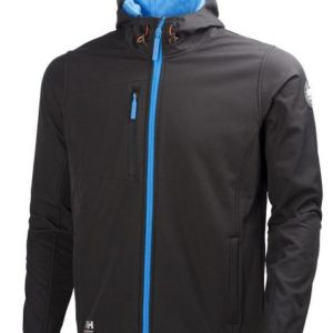 Helly Hansen VALENCIA softshell jakk, must