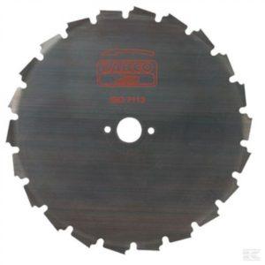 Võsalõikaja tera 225mm 20,0mm 24H 1,8mm EIA
