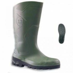 Turvakummik Dunlop roheline 44