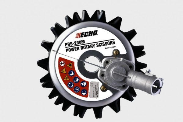Rootor vikat PRS-230M reduktoriga